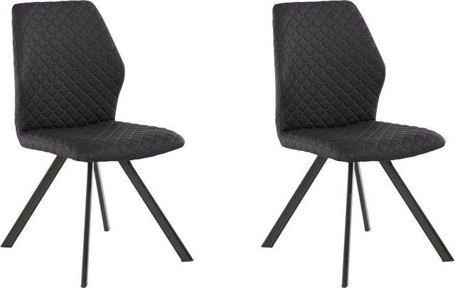 Stühle und Bänke - Esszimmerstuhl »Isobel« 2 Stück, Max. Belastbarkeit 120 KG  - Onlineshop OTTO