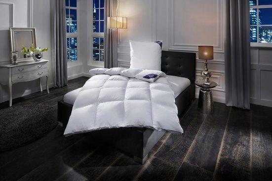 Gänsedaunenbettdecke, »Premium«, Excellent, extrawarm, Füllung: 100% Gänsedaunen, Bezug: 100% Baumwolle, (1-tlg)