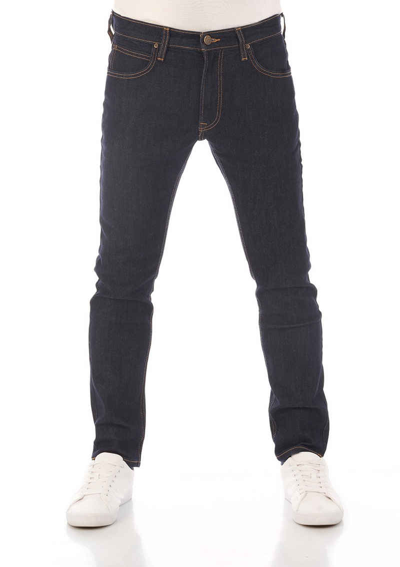 Lee® Tapered-fit-Jeans »Luke« Jeanshose mit Stretch