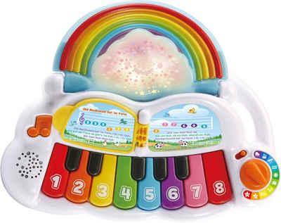 Vtech® Spielzeug-Musikinstrument »Babys Regenbogen-Keyboard«