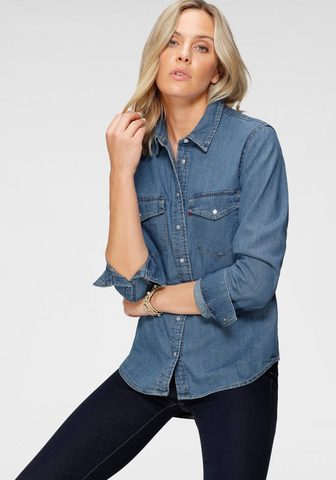 Levi's ® Jeansbluse »ESSENTIAL WESTERN« su Br...
