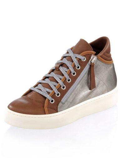 Alba Moda High Top-Sneaker im Optiken-Mix