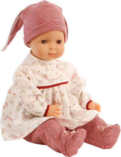 Schildkröt Manufaktur Babypuppe »Schlenkerle, rot/weiß«, Made in Germany