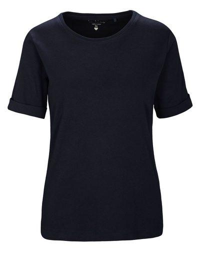 IN LINEA Rundhalsshirt »Jenny« Organic Cotton