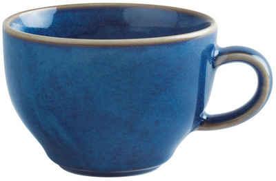 Kahla Cappuccinotasse »International Homestyle 0,23 l«, Porzellan, Handglasiert