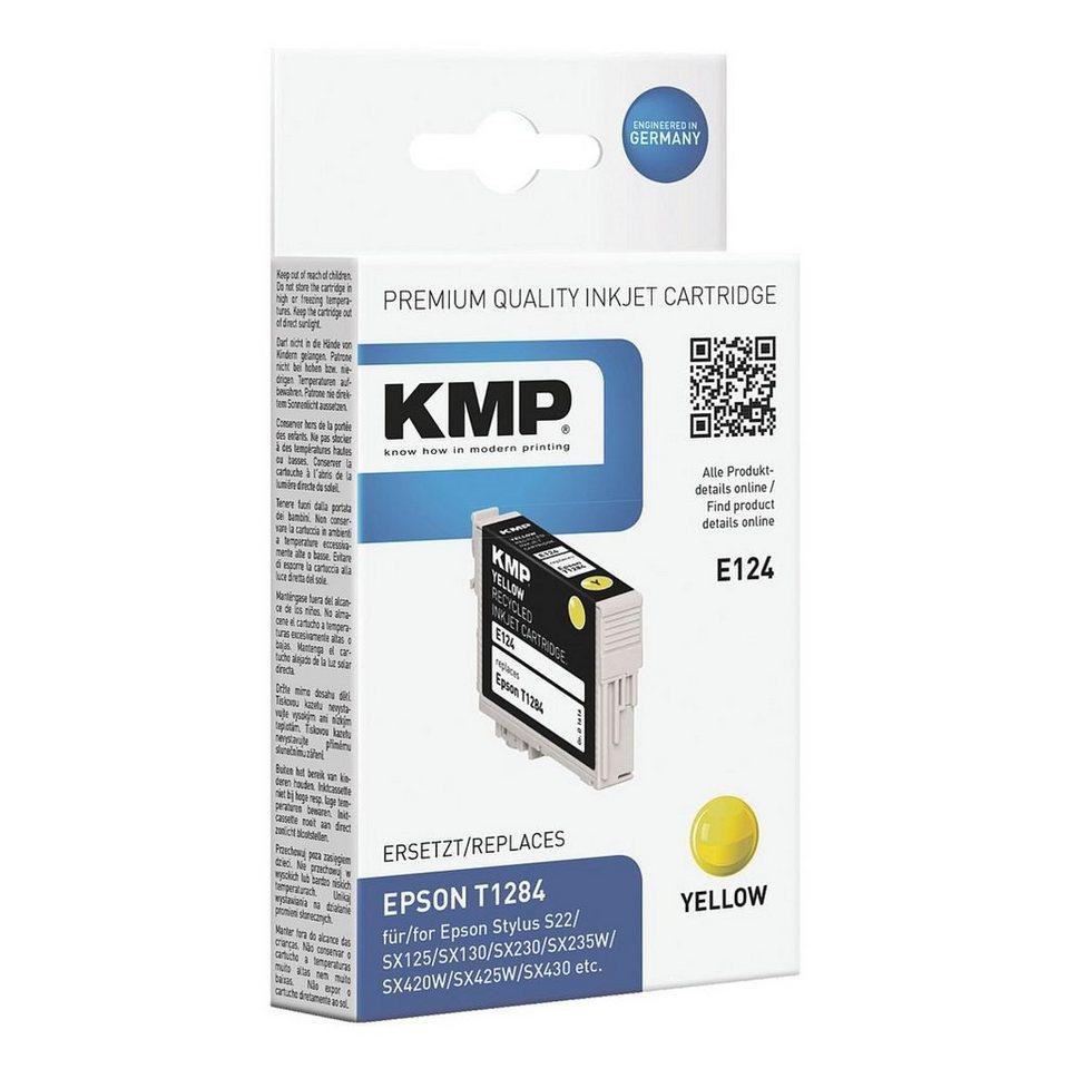 KMP Tintenpatrone ersetzt Epson »T1284« in 0000013965