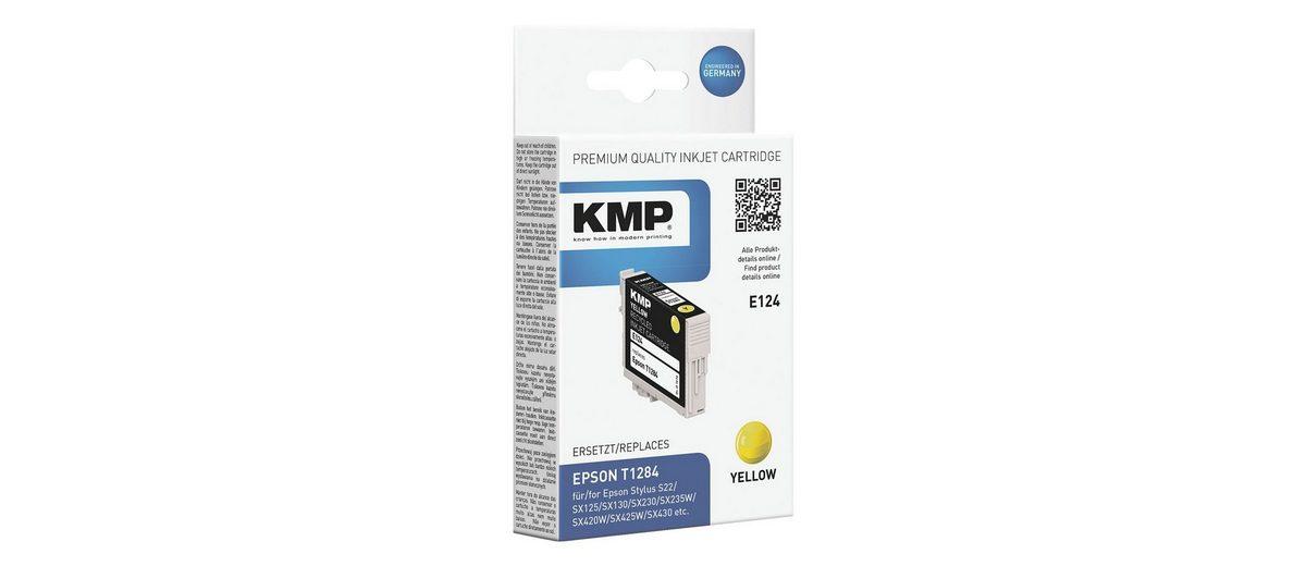 KMP Tintenpatrone ersetzt Epson »T1284«