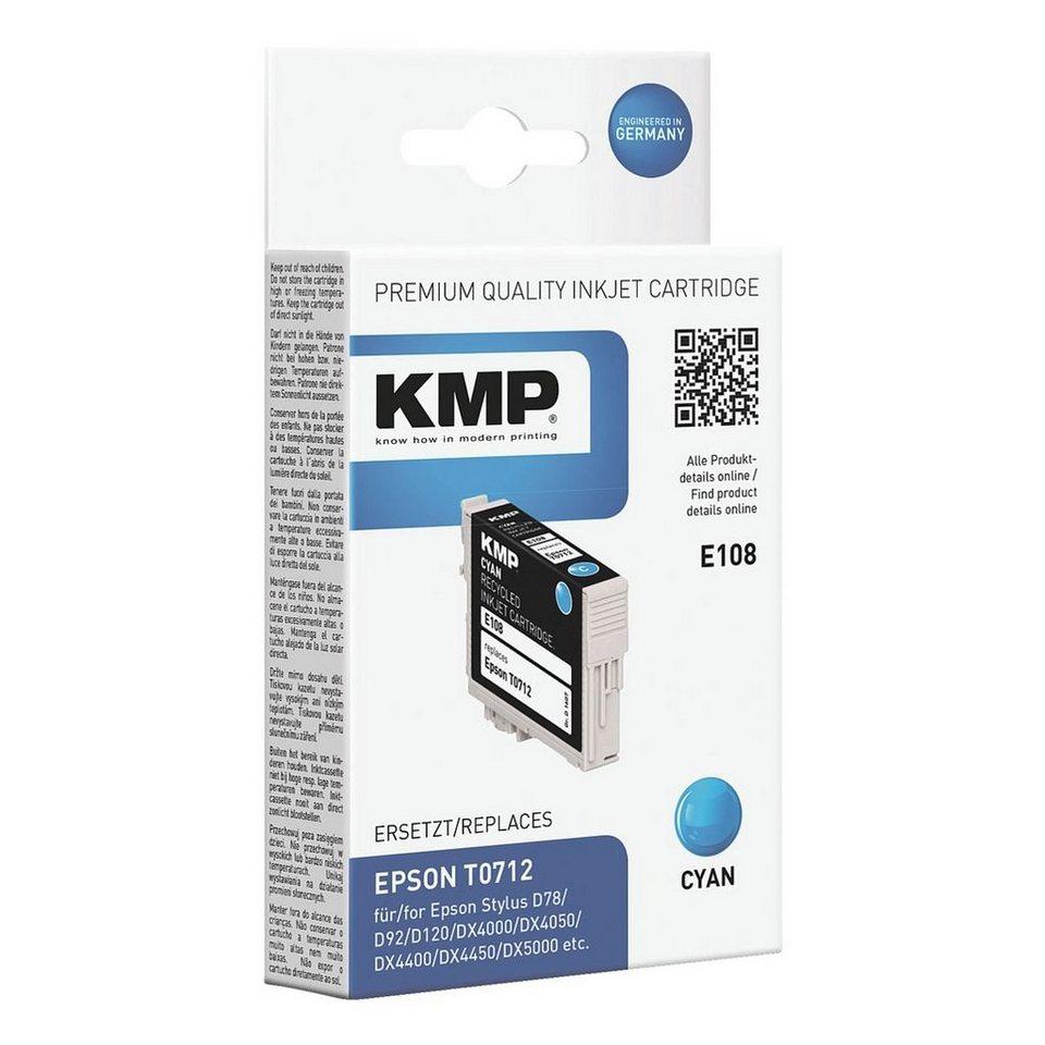 KMP Tintenpatrone ersetzt Epson »T071240«