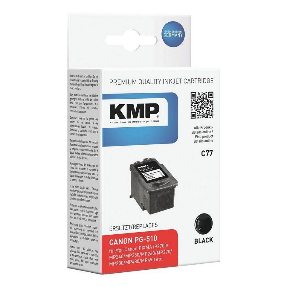 KMP Tintenpatrone ersetzt Canon »PG-510«