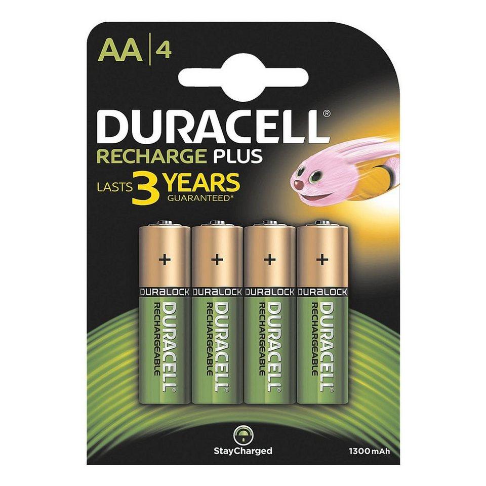 Duracell Akkus »Precharged« Mignon / AA / HR6