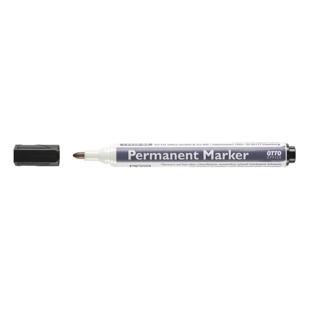 OTTO Office Standard Permanent-Marker