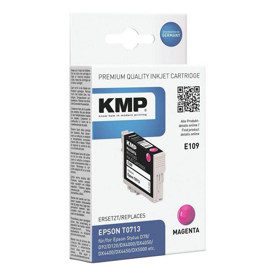 KMP Tintenpatrone ersetzt Epson »T071340«
