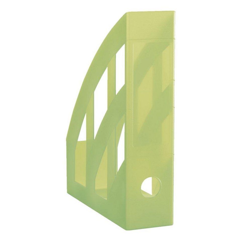 OTTO Office Standard Stehsammler »Transluzent« in grün