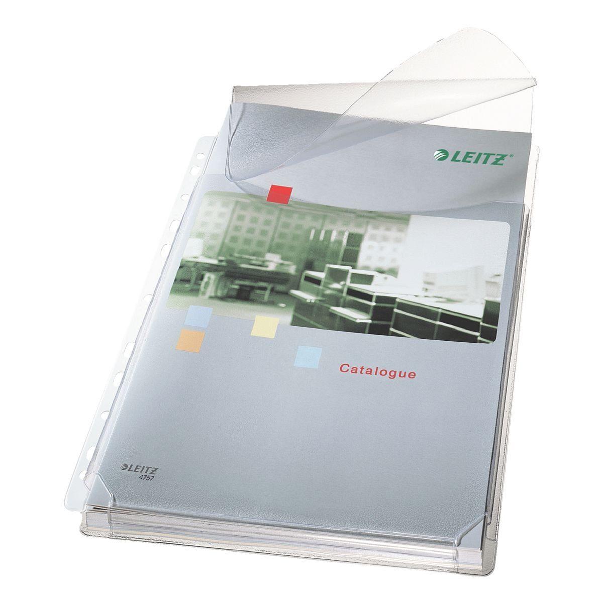Leitz Prospekthüllen »Maxi«