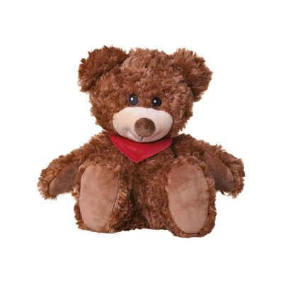 Hirsekörnerkissen, »Wärmekuscheltier Bär«, Welliebellies, Wärme zum Liebhaben, geeignet für Mikrowelle und Backofen