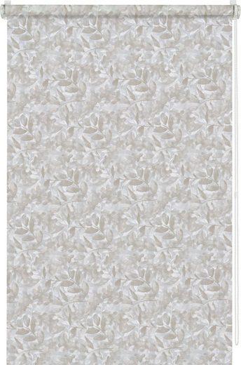 Seitenzugrollo »Easyfix Rollo Dekor Natural Camouflage«, GARDINIA, Lichtschutz, ohne Bohren, freihängend