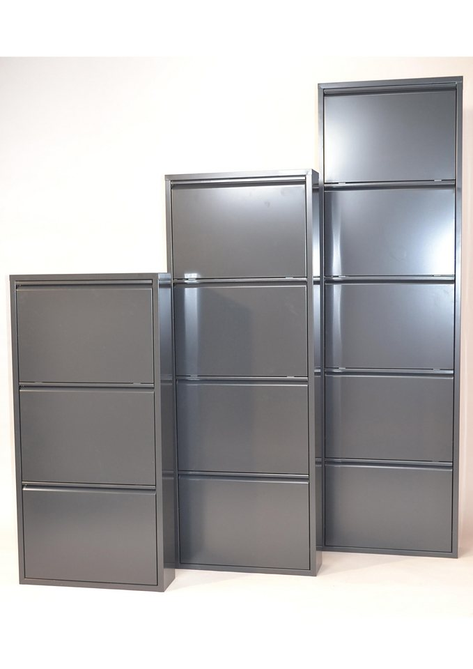 metall schuhschrank sonstige preisvergleiche. Black Bedroom Furniture Sets. Home Design Ideas