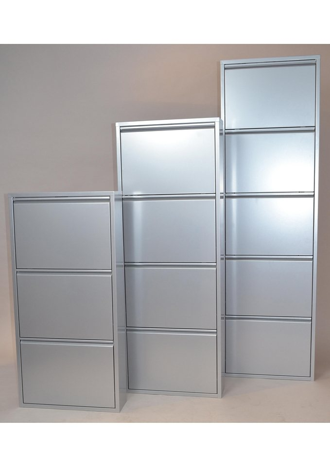 metall schuhschrank sonstige preisvergleiche erfahrungsberichte und kauf bei nextag. Black Bedroom Furniture Sets. Home Design Ideas