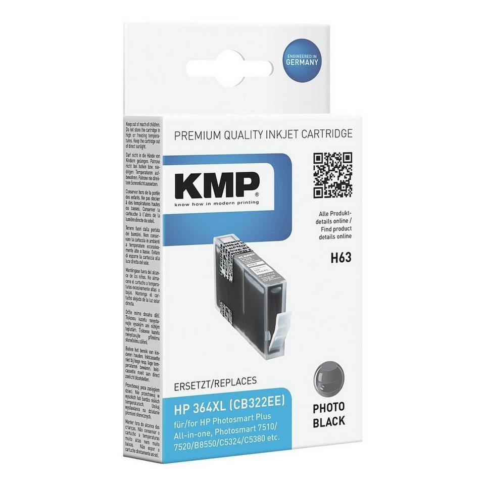 KMP Tintenpatrone ersetzt HP »CB322EE« Nr. 364XL