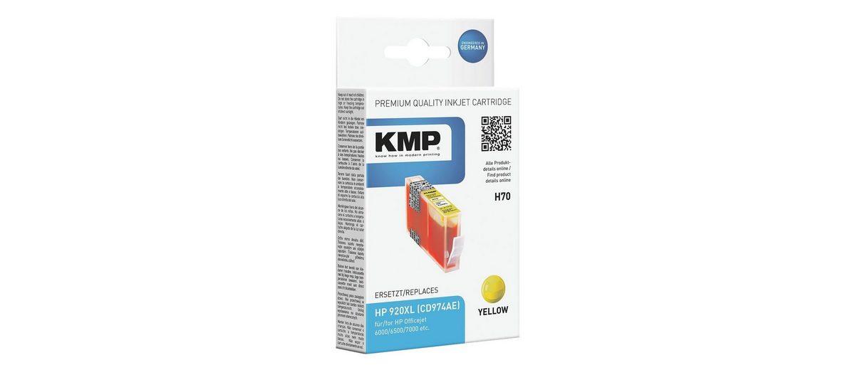 KMP Tintenpatrone ersetzt HP »CD974AE« Nr. 920XL
