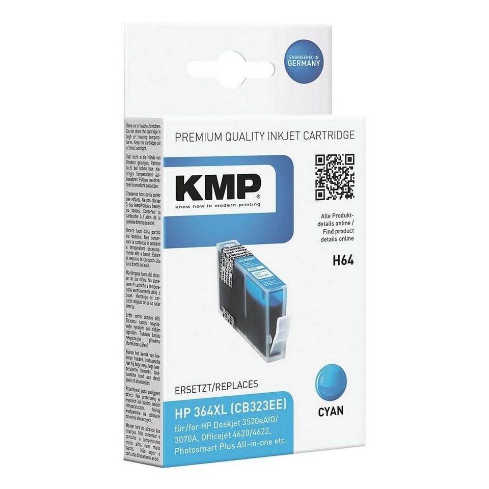 KMP Tintenpatrone ersetzt HP »CB323EE« Nr. 364XL