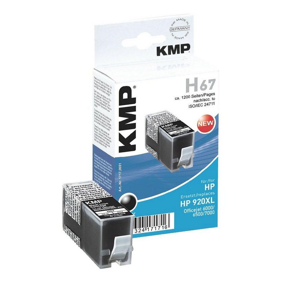 KMP Tintenpatrone ersetzt HP »CD975AE« Nr. 920XL