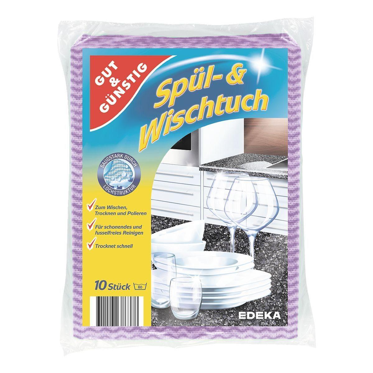 Gut und Günstig Spül-und Wischtücher