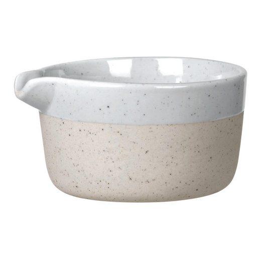BLOMUS Milchkännchen »Sablo Grau 150 ml«, 0,15 l