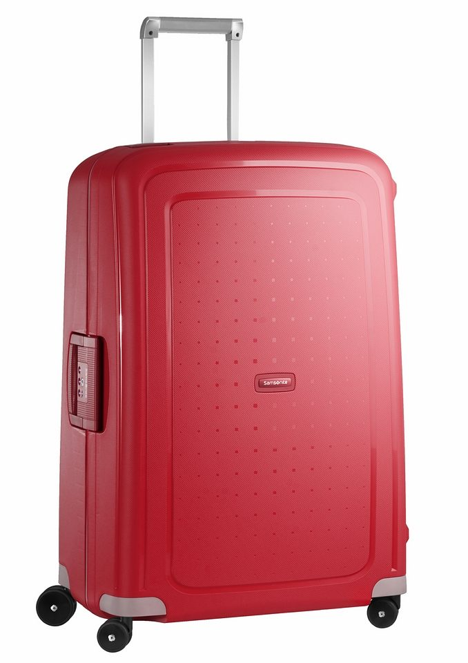 Samsonite Trolley mit 4 Rollen »S´Cure Spinner«