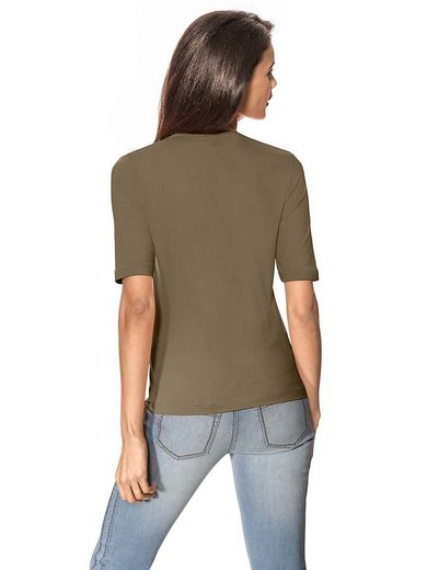 PATRIZIA DINI by Heine V-Shirt Tactel