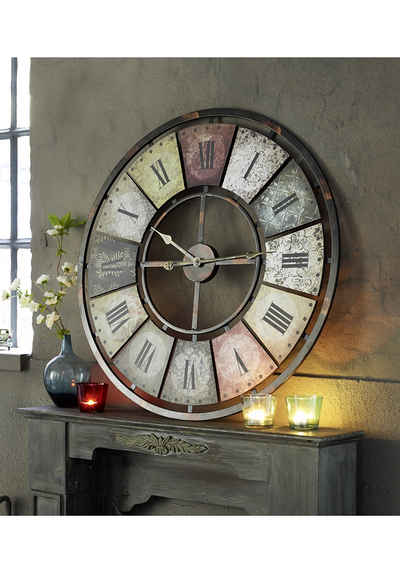 Home Affaire Wanduhr Roman