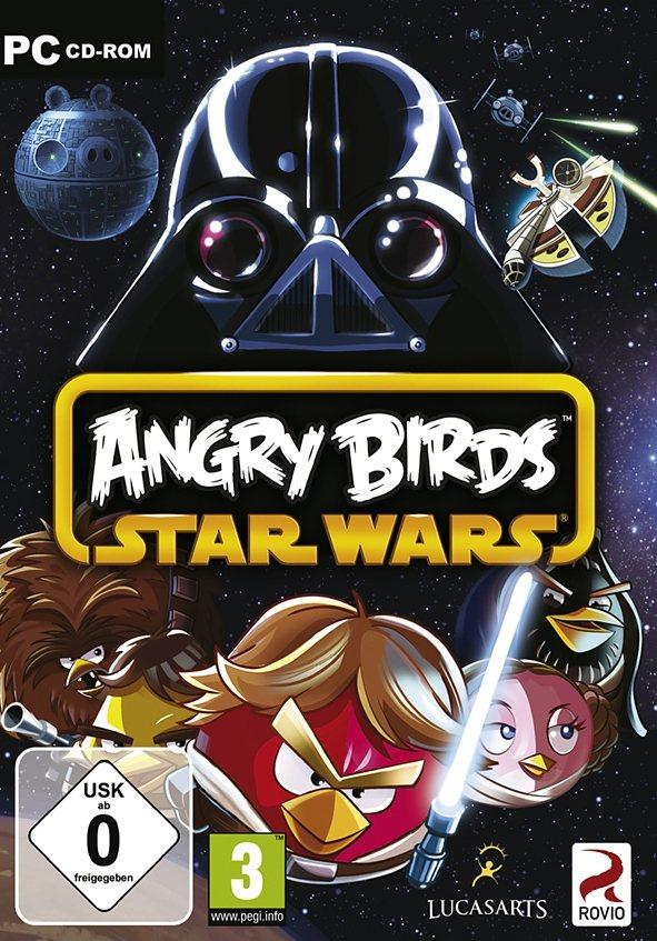 star wars angry birds spiele
