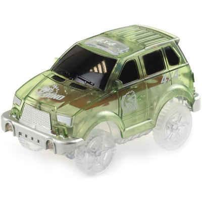 Amewi Autorennbahn »Magic Traxx Fahrzeug Dino-LED«