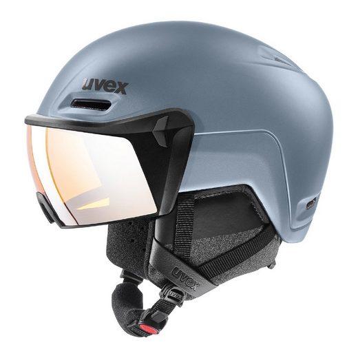 Uvex Skihelm »hlmt 700 visor«