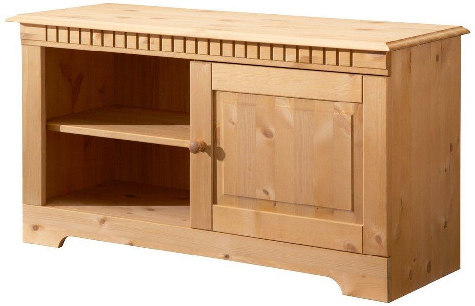 tv lowboard home affaire breite 94 cm belastbarkeit bis 75 kg online kaufen otto. Black Bedroom Furniture Sets. Home Design Ideas