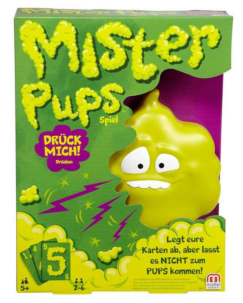 Mattel® Spiel, »Mattel DPX25 - Mattel Games - Kinderspiel, Mister Pups«