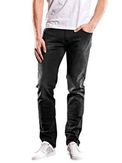 emilio adani Stretch-Jeans »Schmal geschnittene Jeans«