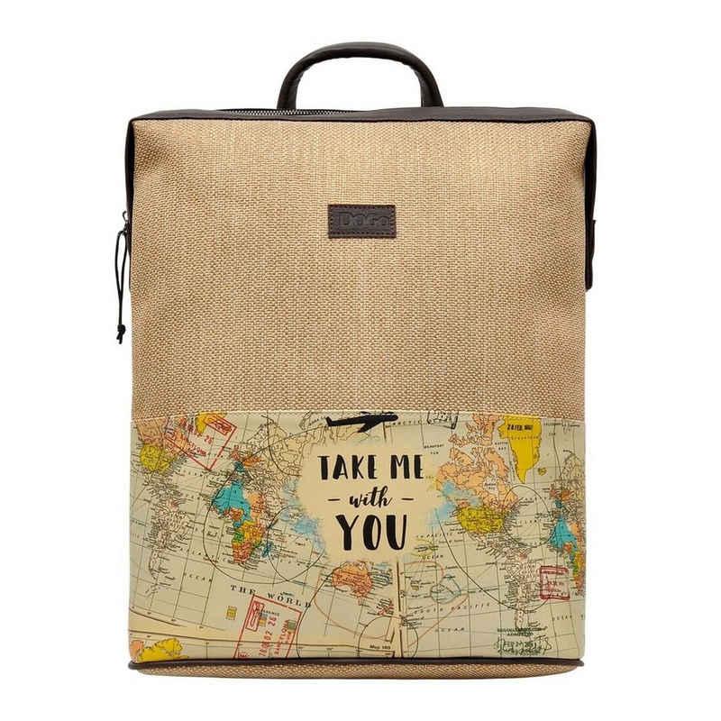 DOGO Laptoptasche »Take Me With You«, Vegan