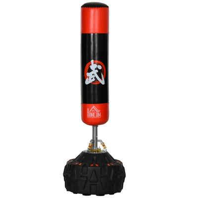 HOMCOM Standboxsack »Standboxsack mit Reifenstandfuß«