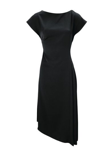 heine TIMELESS Kleid mit Bindegürtel