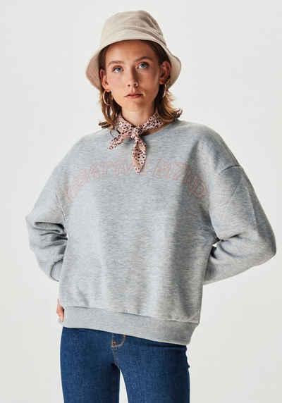 LTB Sweater »YIPEKO« bedruckt mit großem Schriftzug im Brustbereich