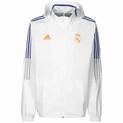 adidas Performance Funktionsjacke »Real Madrid All Weather«