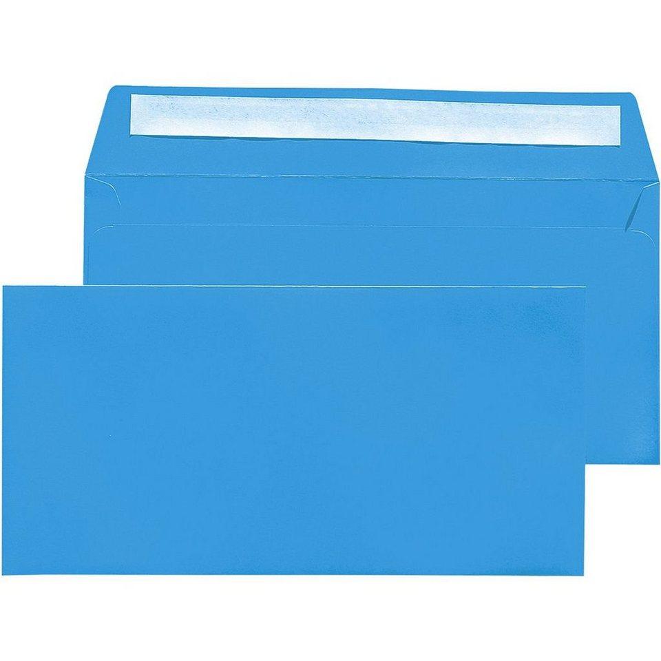 Mailmedia Farbige Briefumschläge in dunkelblau