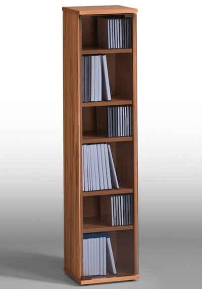 Bücherregal Mit Glastür cd regal dvd regal kaufen otto