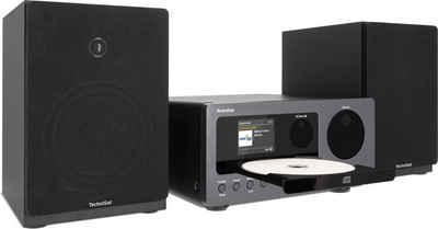 TechniSat »DIGITRADIO 700 Stereo-« Microanlage (Digitalradio (DAB), UKW mit RDS, Internetradio, 40 W)