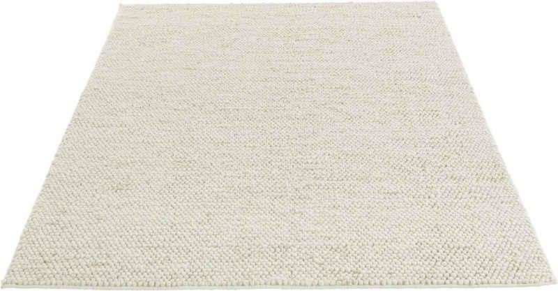 Wollteppich »Ainhoa«, LeGer Home by Lena Gercke, rechteckig, Höhe 14 mm, reine Wolle
