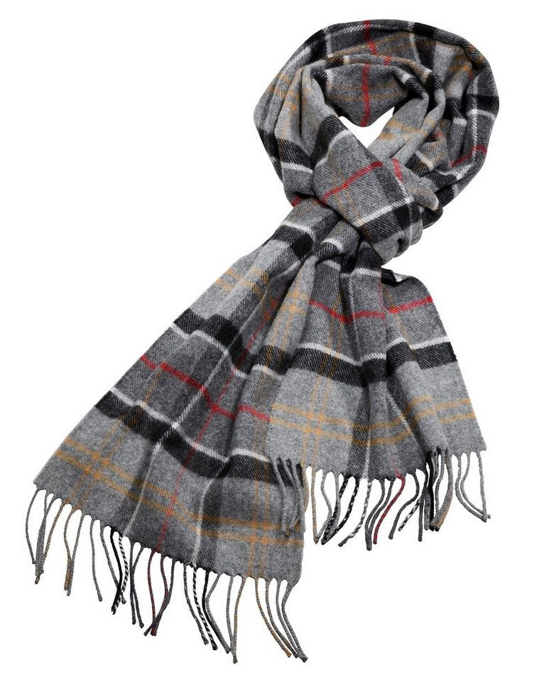 Barbour Karoschal in Modern Tartan