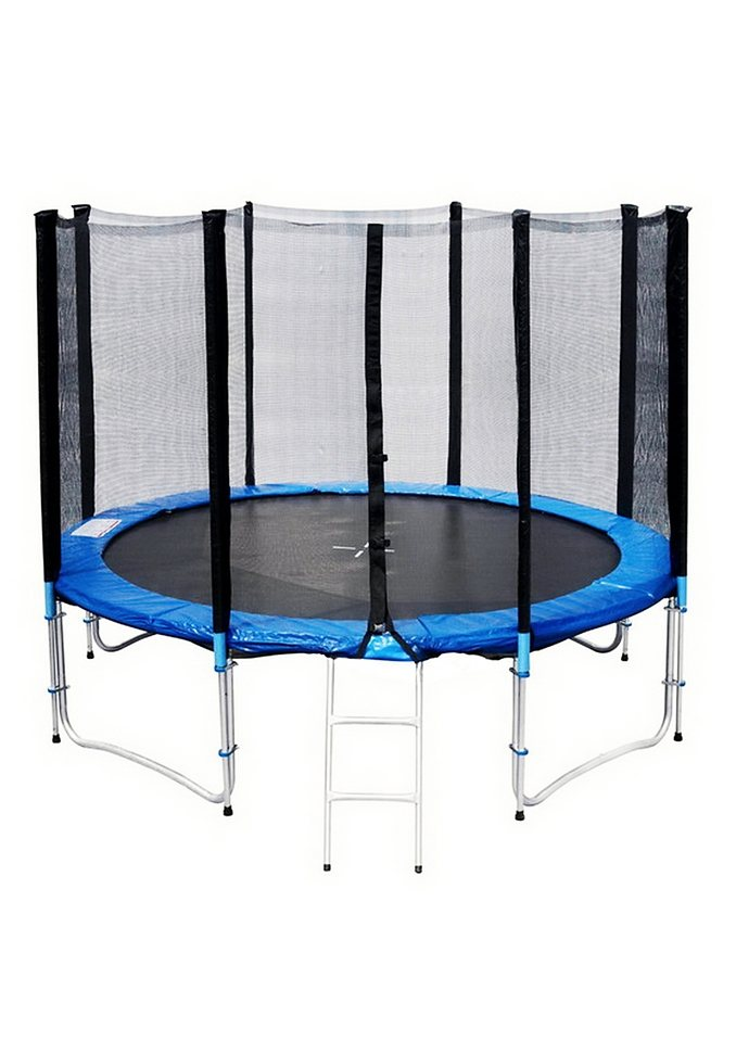 joka fit gartentrampolin joka fit trampolin set 305. Black Bedroom Furniture Sets. Home Design Ideas