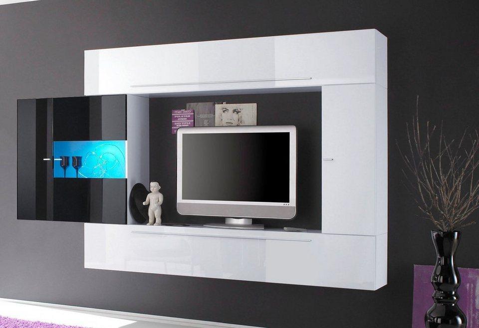 LC TV-Media-Wand, Breite 272 cm (4-tlg) kaufen | OTTO