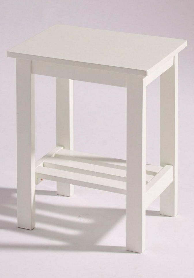 beistelltisch home affaire energiemakeovernop. Black Bedroom Furniture Sets. Home Design Ideas